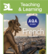 AQA A-level French (includes AS) Teaching & Learning Resources [S]..[1 year subscription]
